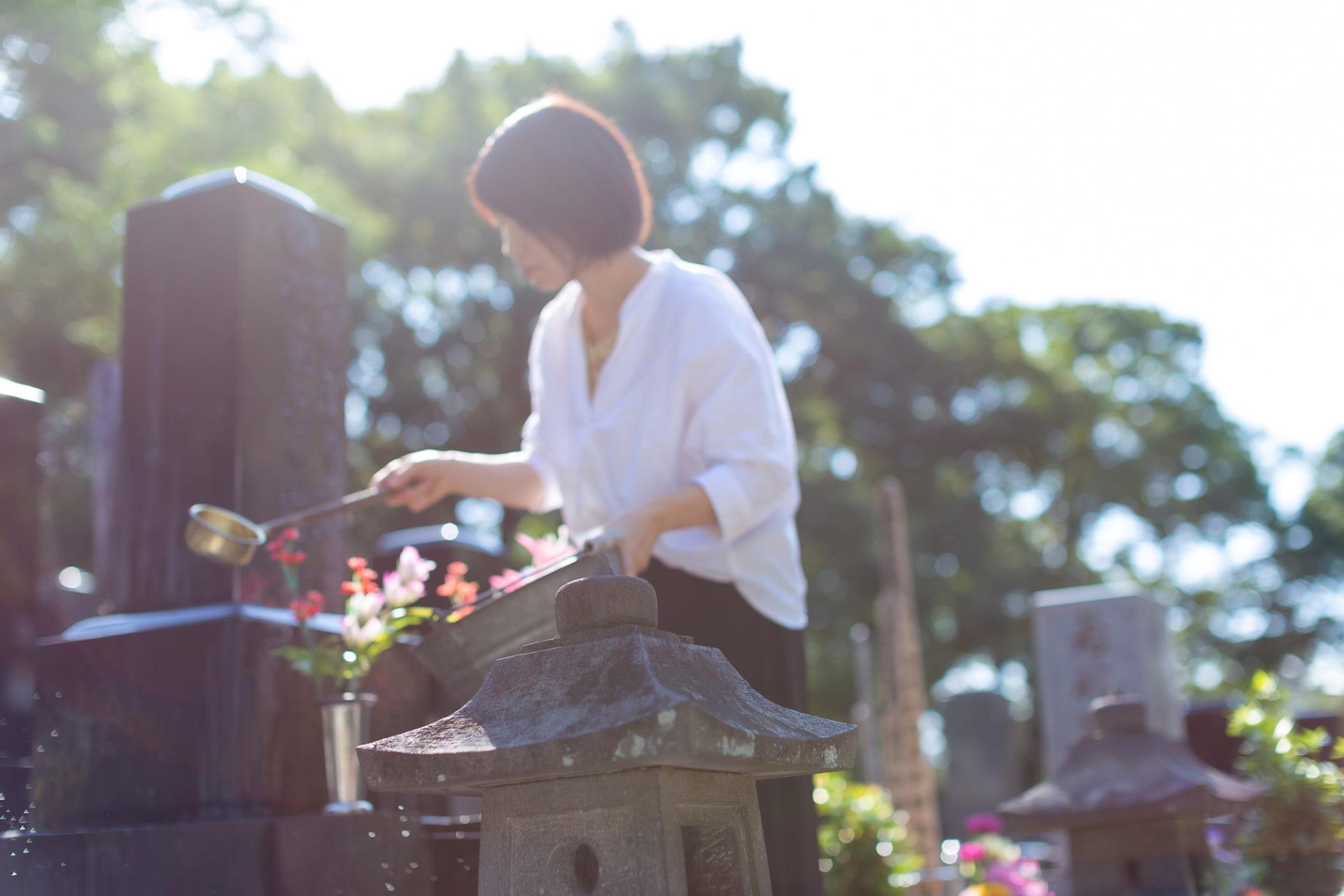 コロナ禍で墓参りは大幅な減少傾向に【葬儀業界の今】